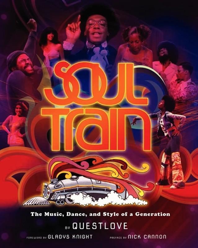 Soul Train book