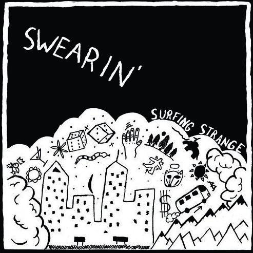 Swearin' - Surfing Strange