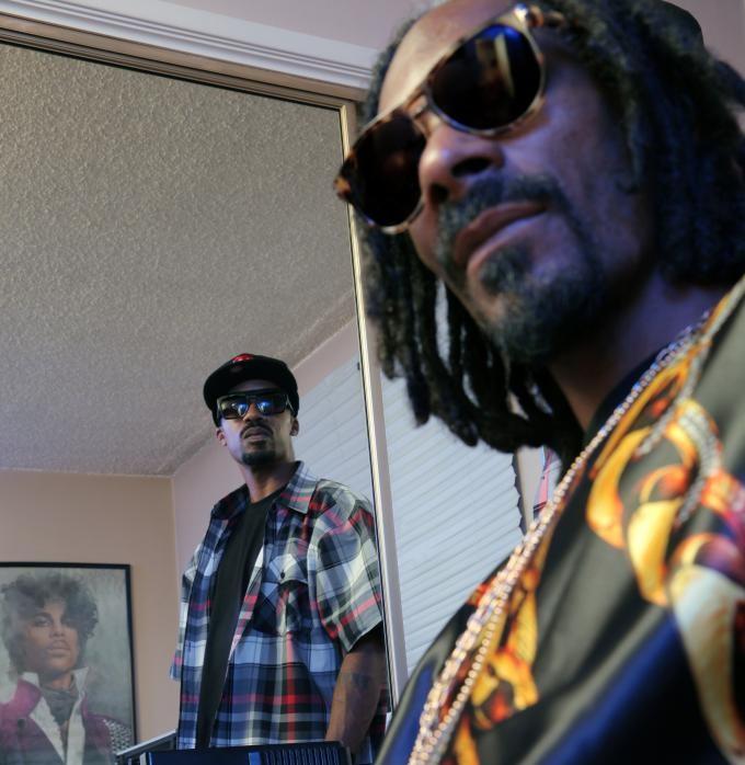 Dam Funk and Snoopzilla