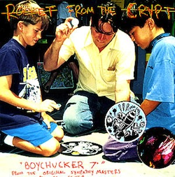 Rocket from the Crypt - Boychucker with pogs
