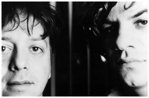 Dean and Gene Ween