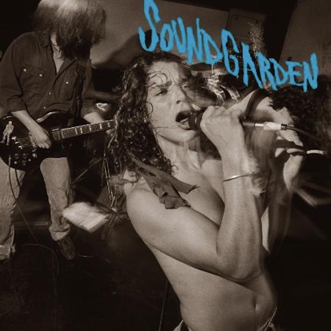Soundgarden - Screaming Life/Fopp
