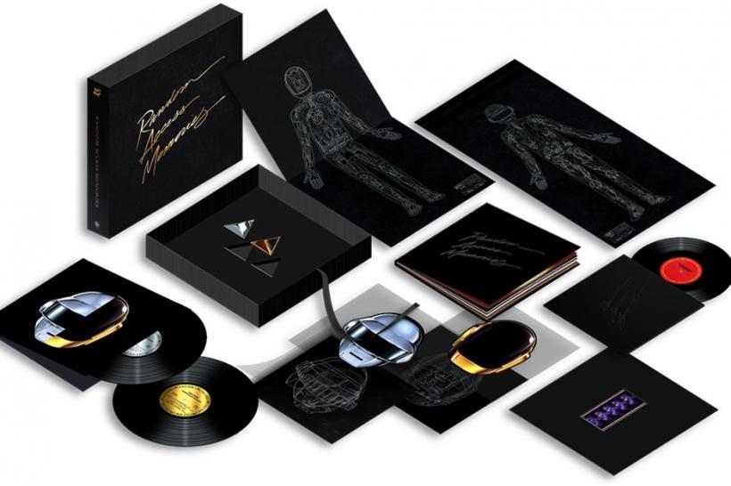 Daft Punk - Random Access Memories Box