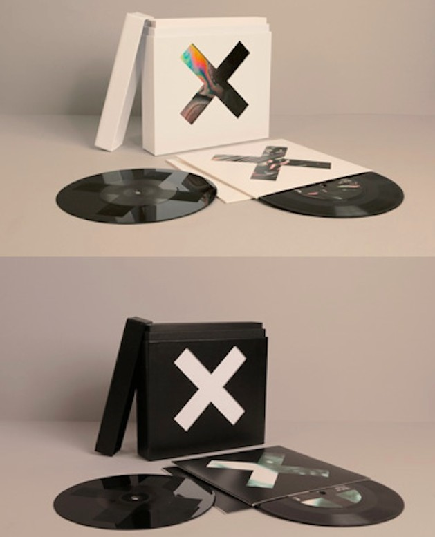 The xx singles box