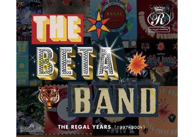 Beta Band - Regal Years
