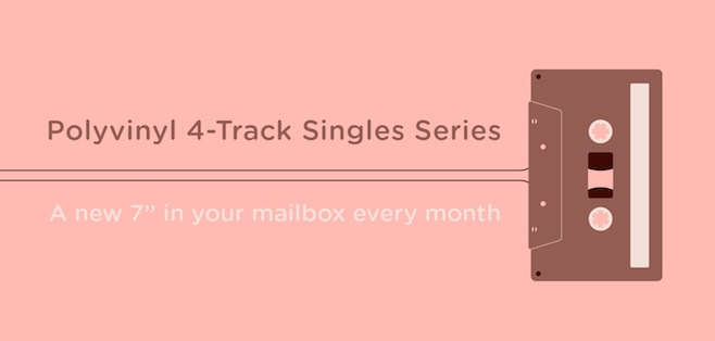 Polyvinyl singles series