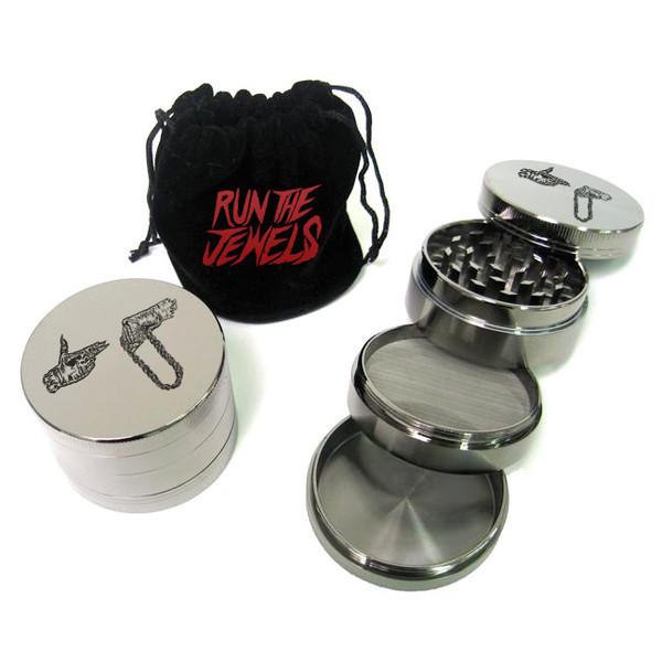 Run the Jewels herb grinder