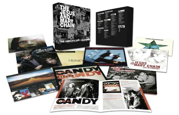JAMC vinyl collection
