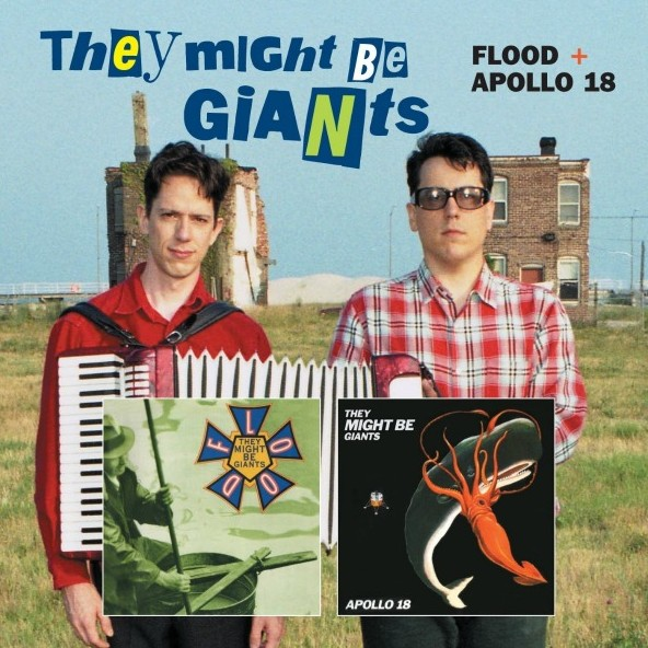 They Might Be Giants reissues