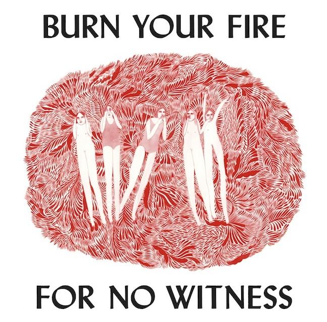 Angel Olsen - Burn Your Fire