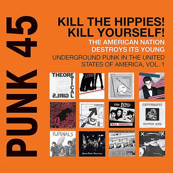 Punk 45 book