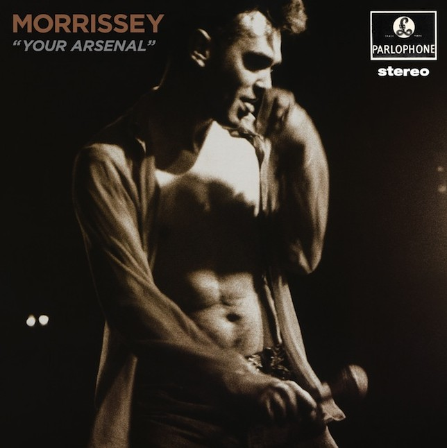 Morrissey - Your Arsenal reissue