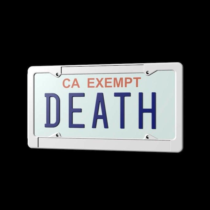 Death Grips GOVT Plates