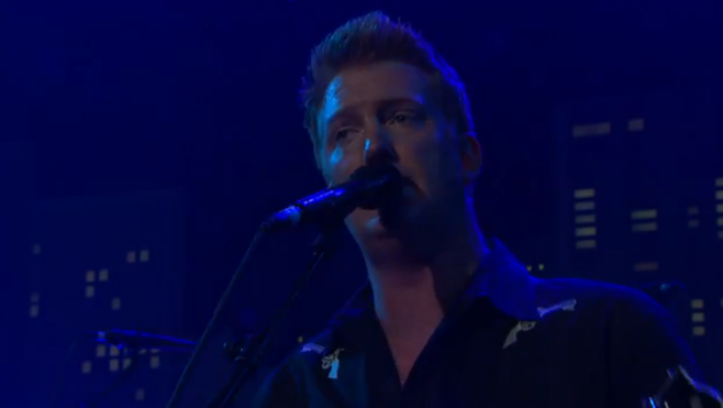 Queens of the Stone Age Austin City Limits