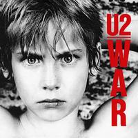 U2 - War cold war albums