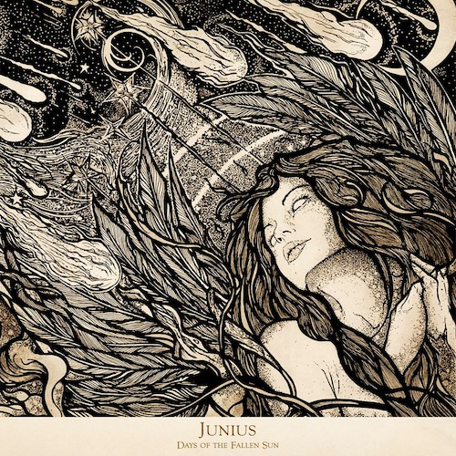 Junius Days of the Falling Sun EP
