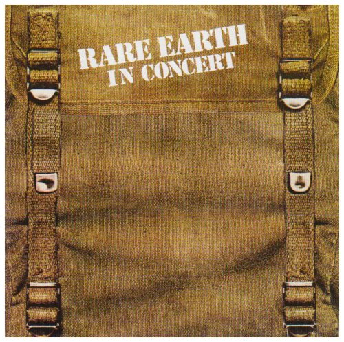 Rare Earth In Concert