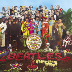 Beatles Sgt Peppers