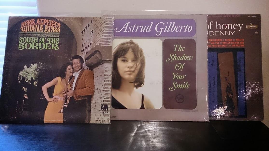 parents' vinyl