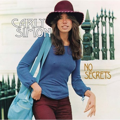 Carly Simon No Secrets