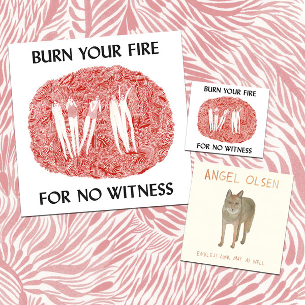 Angel Olsen Burn Your Fire