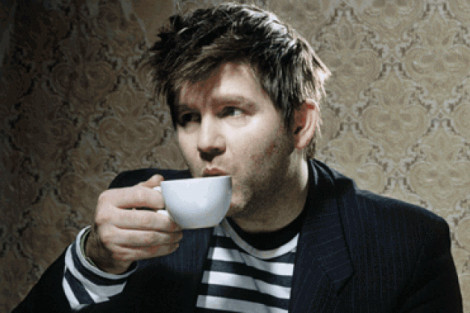 James Murphy coffee