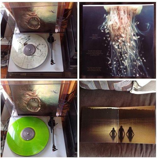 Helms Alee vinyl