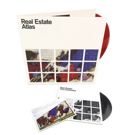 Real Estate Atlas vinyl