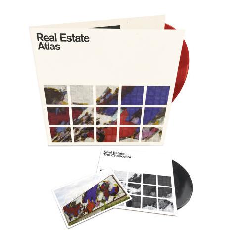 Real Estate Atlas vinyl