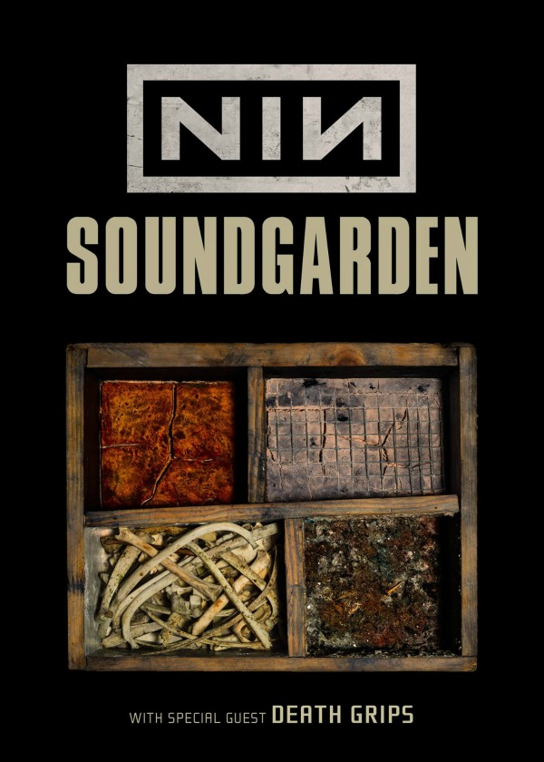 Nine Inch Nails Soundgarden tour