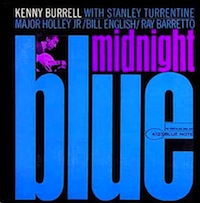 Kenny Burrell Midnight Blue Blue Note Essential Albums