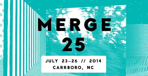 Merge 25 Festival