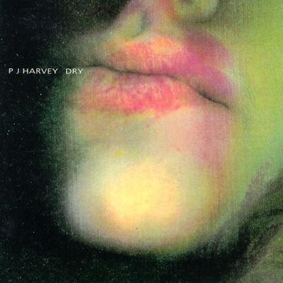 PJ Harvey albums Dry