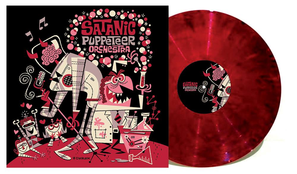 Satanic Puppeteer Orchestra Experiments Auto-Croon