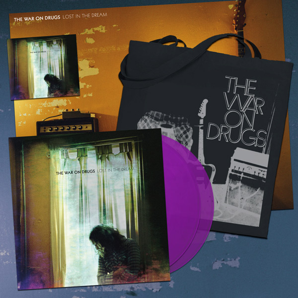 War on Drugs Lost in the Dream vinyl