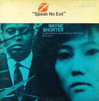 Wayne Shorter Speak no evil