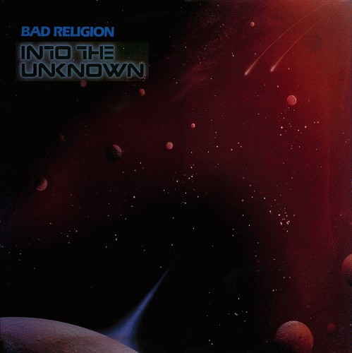 Bad Religion Into the Unknown