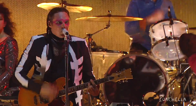 Arcade Fire Coachella
