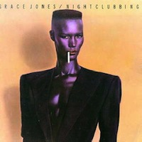 Grace Jones Nightclubbing