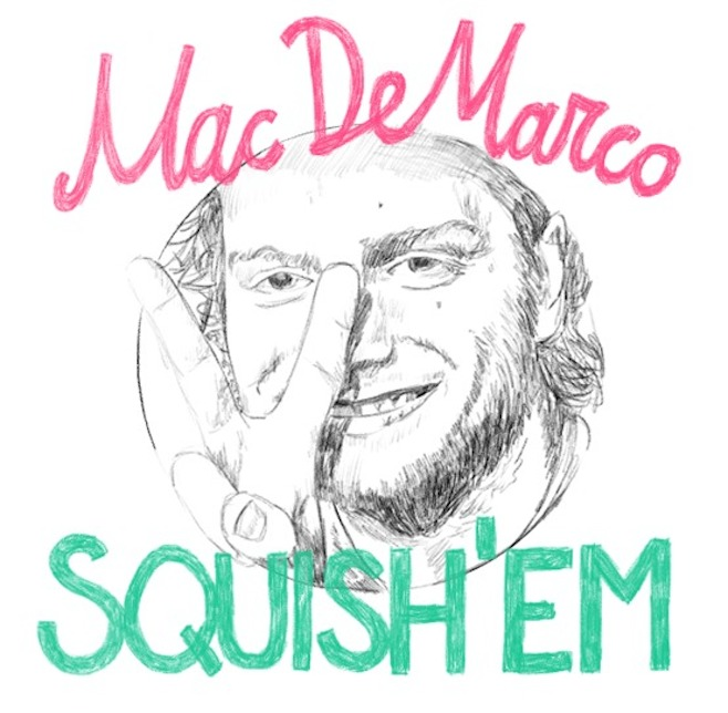 Mac DeMarco video game