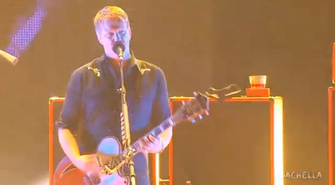 Queens of the Stone Age Coachella