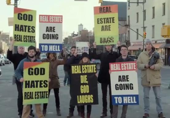 Real Estate Crime video