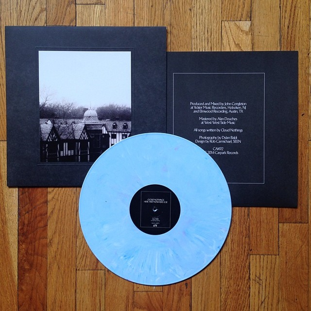 Cloud Nothings vinyl