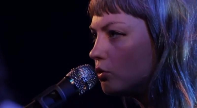 Angel Olsen high and wild video