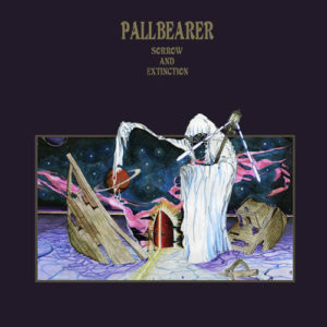 Pallbearer sorrow and extinction