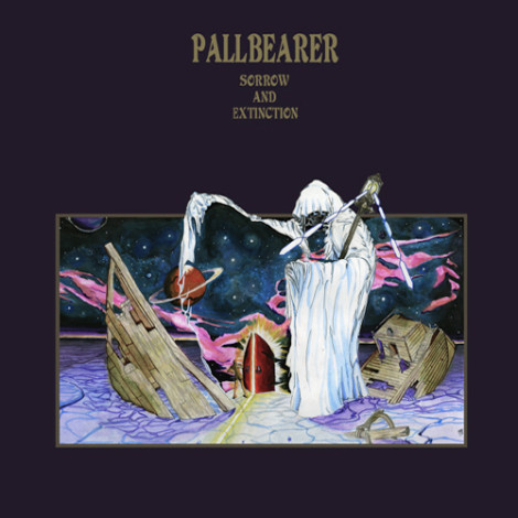 Pallbearer sorrow and extinction