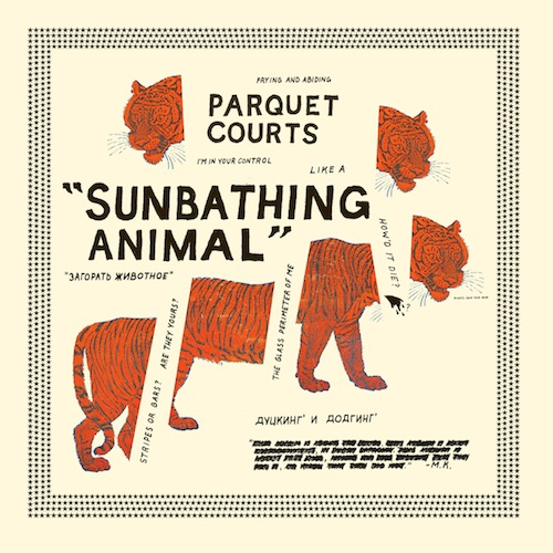 Parquet Courts Sunbathing Animal review