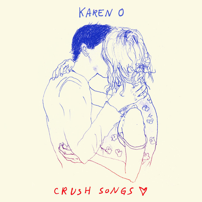 Karen O Crush Songs