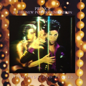 Prince diamonds and pearls