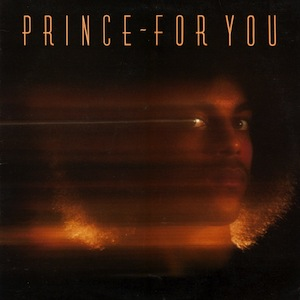 Prince For You every Prince album